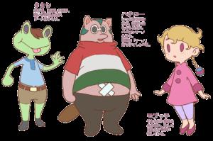 タカシ・ハチロー・モブッチ